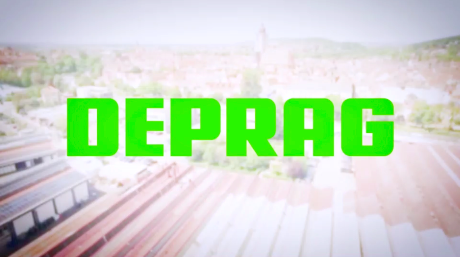 Imagefilm Voiceover for the company DEPRAG (Swedish)